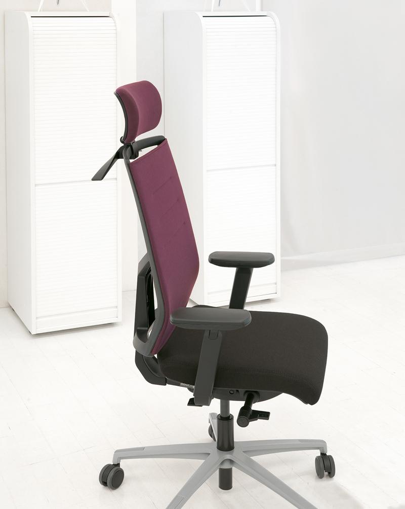 Sesta bureaustoelen sax stoelen zitten bowerkt