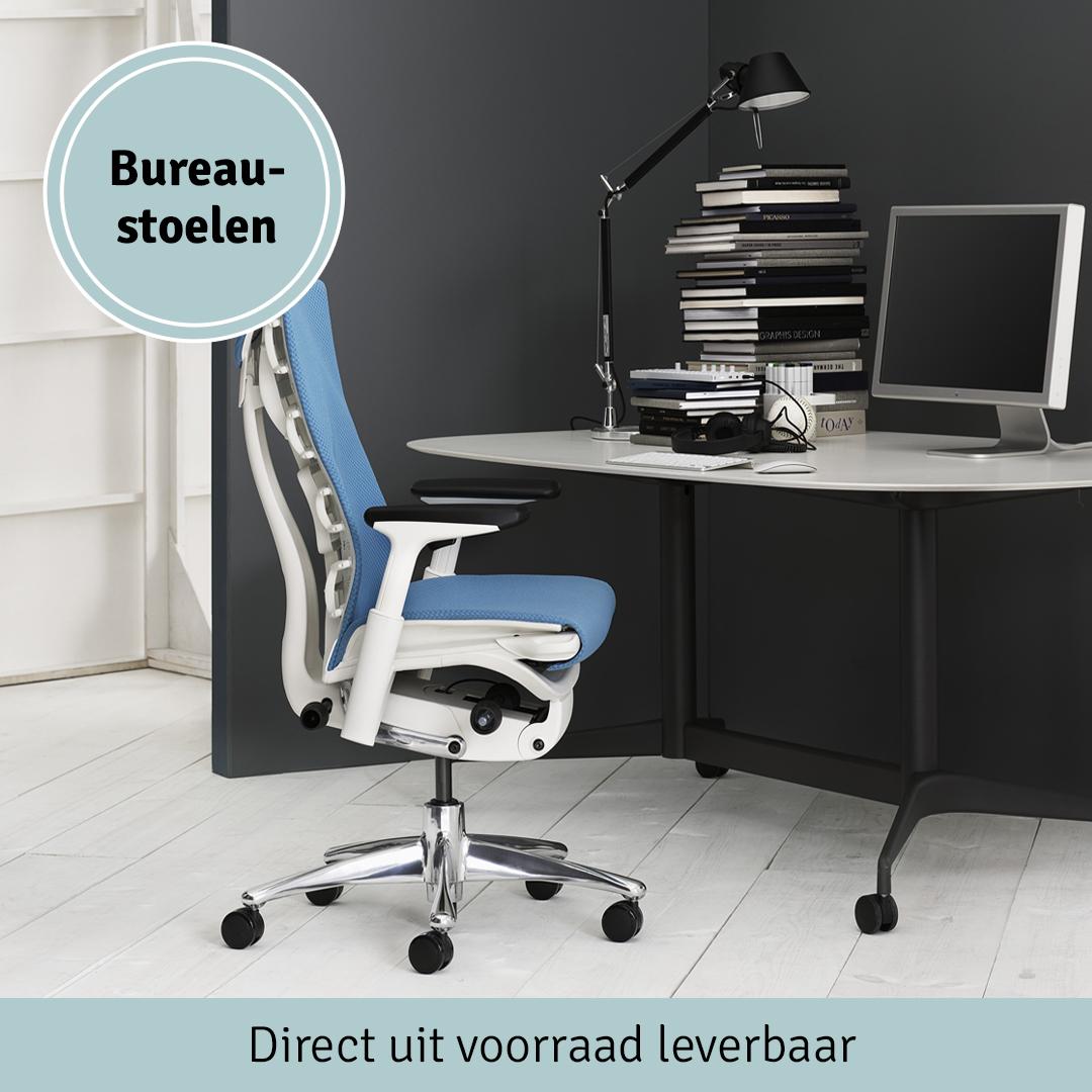 Bureaustoelen - Direct uit voorraad leverbaar