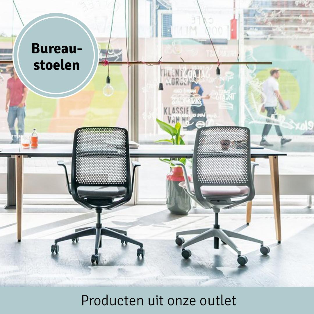 Bureaustoelen - Producten uit onze outlet