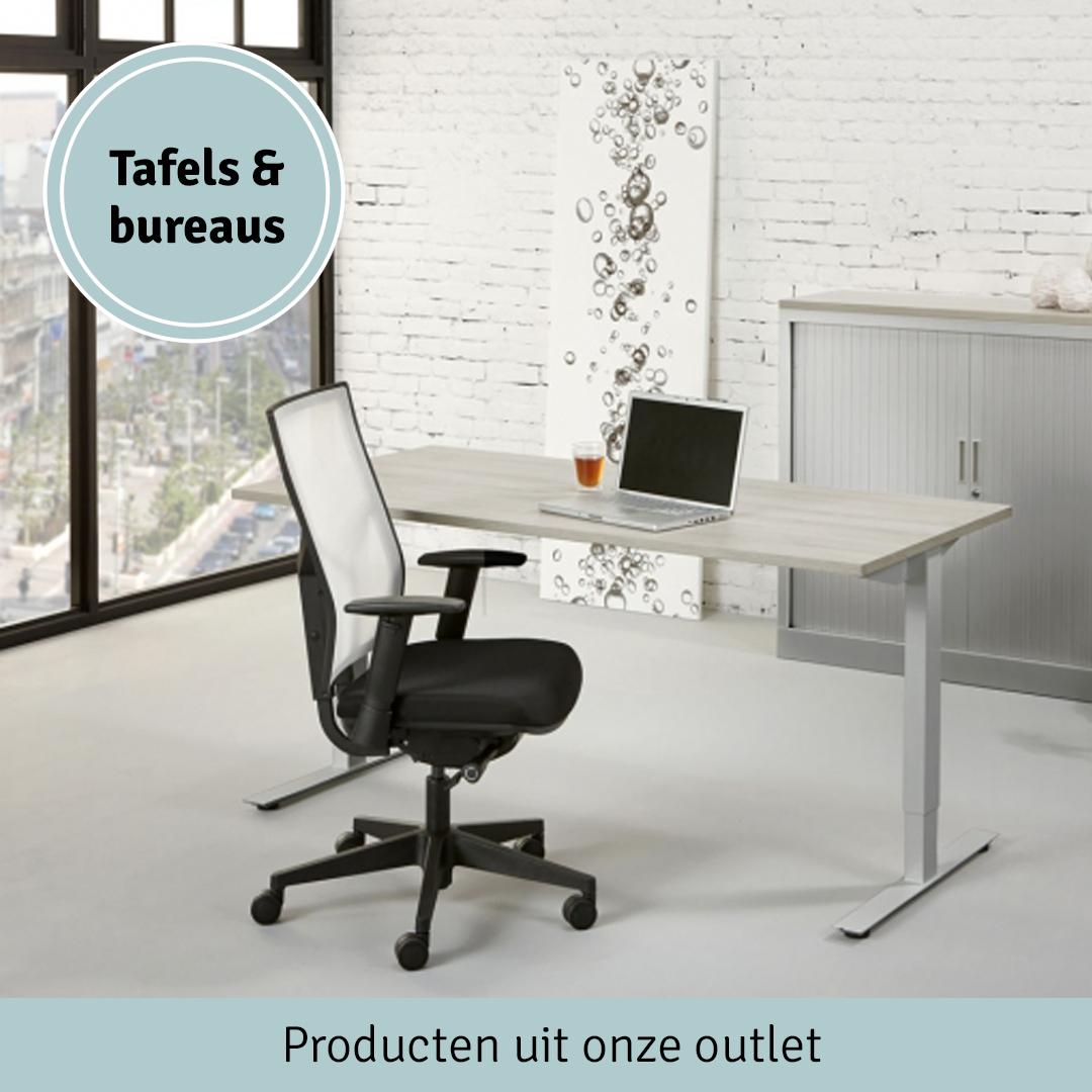 Tafels & bureaus - Producten uit onze outlet